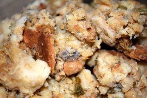 Thanksgiving Stuffing 2009