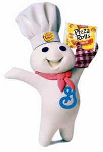 Pillsbury Pizza Rolls Boy