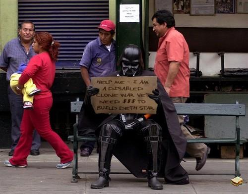 Darth Beggar