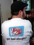 AllergyEats T-shirt