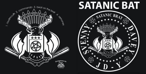Satanic Bat - Satanic Brats EP