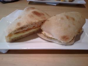 Classic Breakfast Sandwich on Ciabatta
