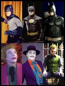 Batman & Jokers