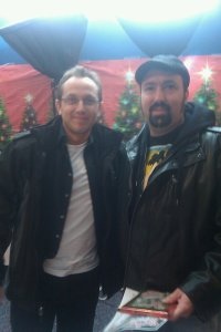 Ian Patrella (Randy from A Christmas Story) & Me