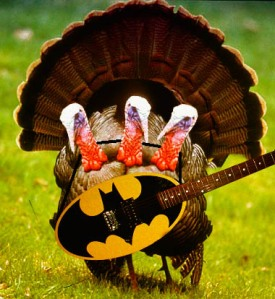 Cerberus the Turkey