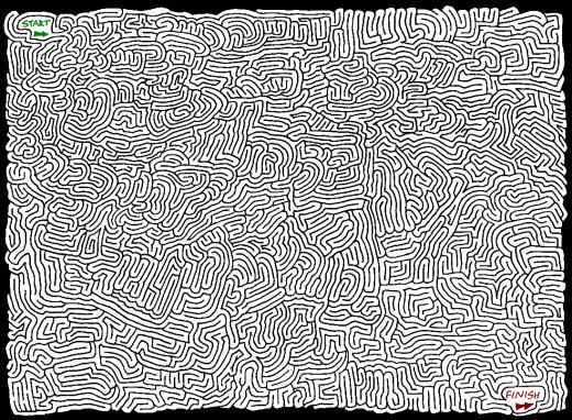 Sidewinder [Maze]