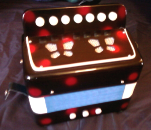 Toy Accordion (or Button Box?)
