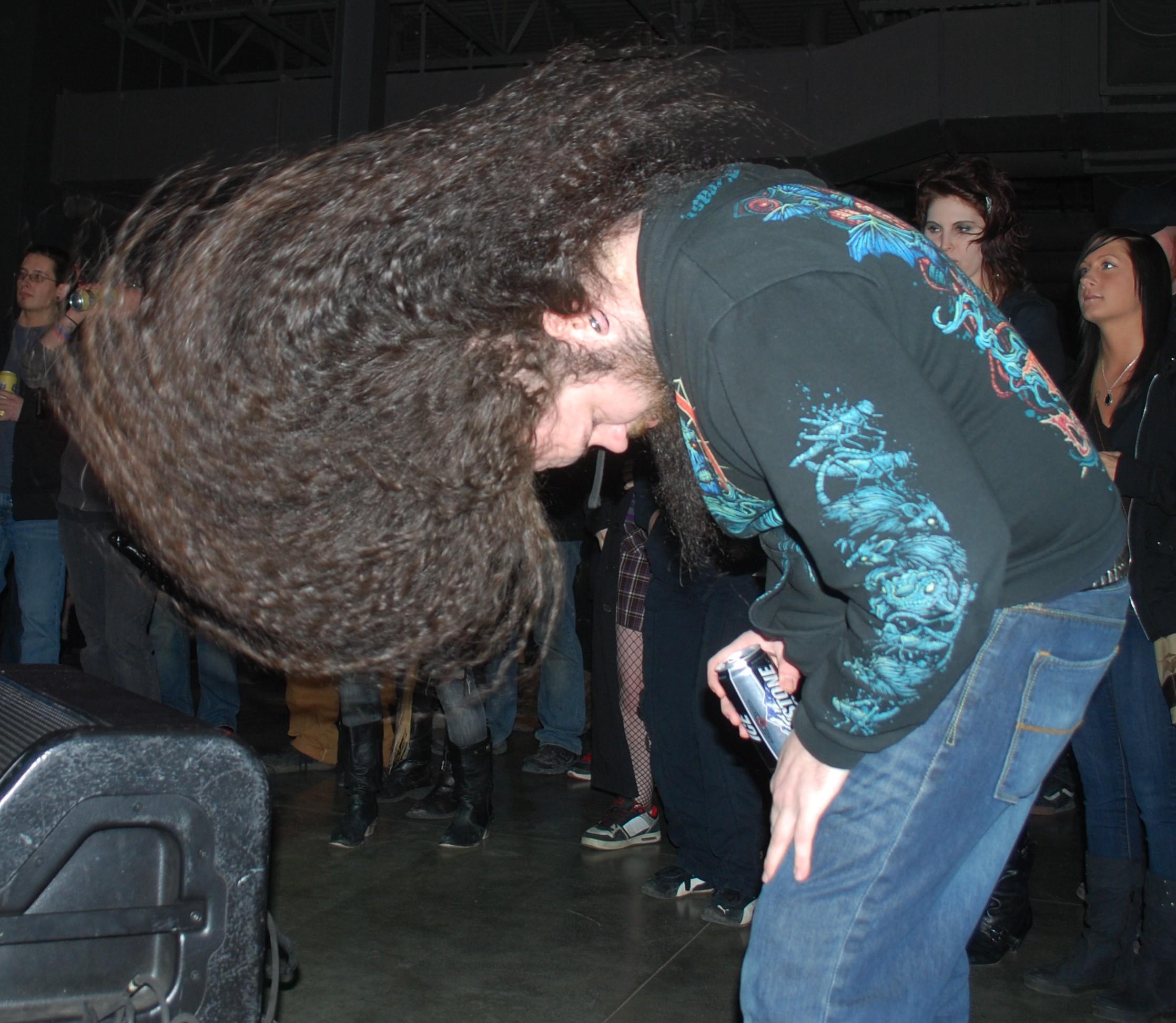 Headbangin' Harry