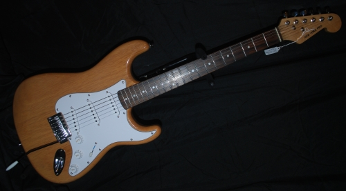 New York Pro - Stratocaster Copy