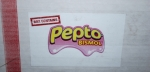 This box contains Pepto Bismol