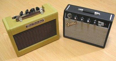 Fender Mini-Twin '57 & MT-10