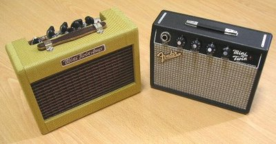 Fender Mini-Twin '57 & MT-10