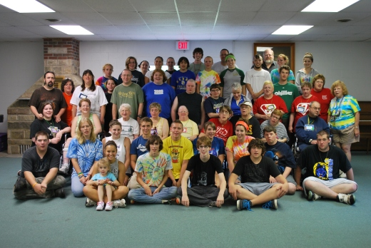 Living Waters - Jr./Sr. High Camp & Recreation Camp - July 2010