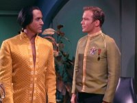 Space Seed - Khan & Kirk