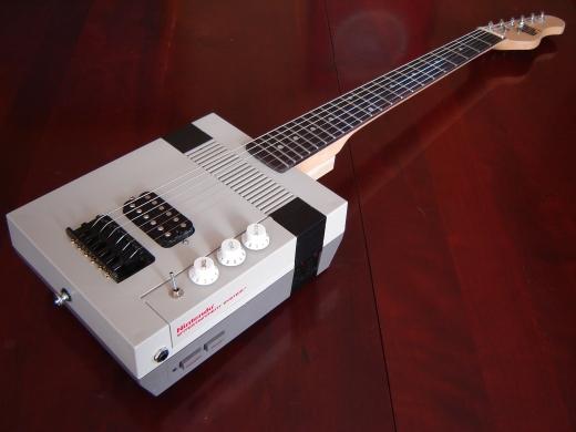 NES Guitar 15