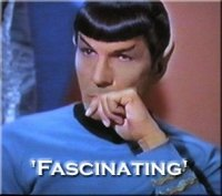 Spock ''Fascinating.''