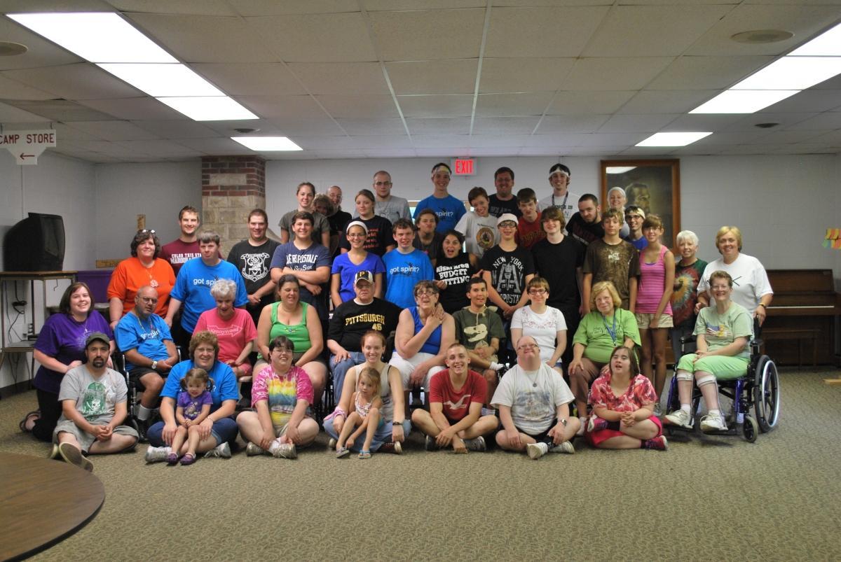 Living Waters 2012 - Jr./Sr. High Camp & Recreation Camp