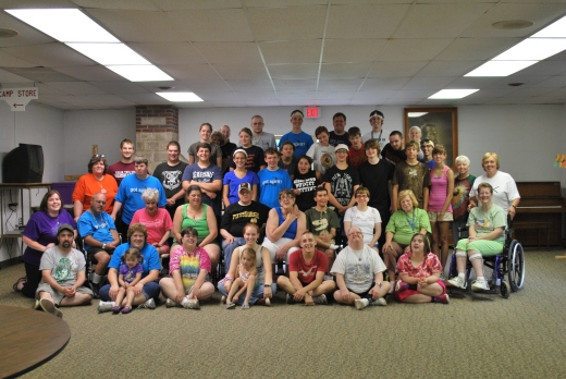 Living Waters 2012 - Jr./Sr. High Camp & Recreation Camp