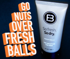 Go nuts over Fresh Balls!