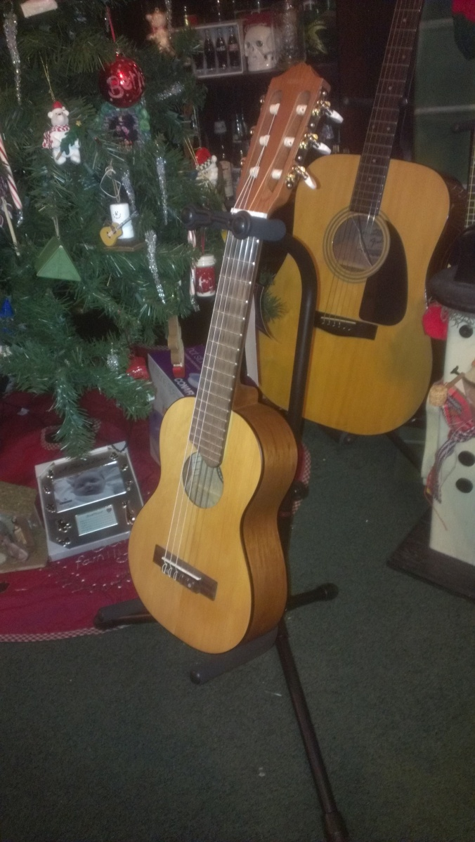 Free Stand From Guitar Center! (2)