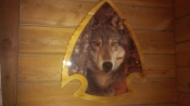 Forest Ridge Campgroundsa and Cabins | Allegheny Cabin - wall art