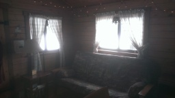 Forest Ridge Campgroundsa and Cabins | Allegheny Cabin - Fouton #2
