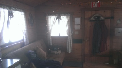 Forest Ridge Campgroundsa and Cabins | Allegheny Cabin - Fouton #1