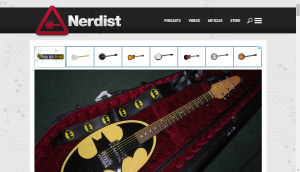 Nerdist | Top 10 Geeky Guitars That We Must Own Now