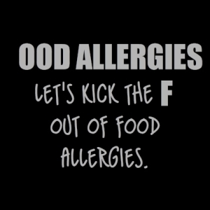 _OOD ALLERGIES - Let's kick the F out of food allergies