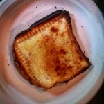 It's a bit crispy, but I assure you it was delicious.