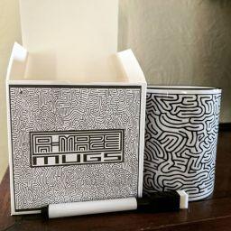 A-MAZE MUGS (Box)