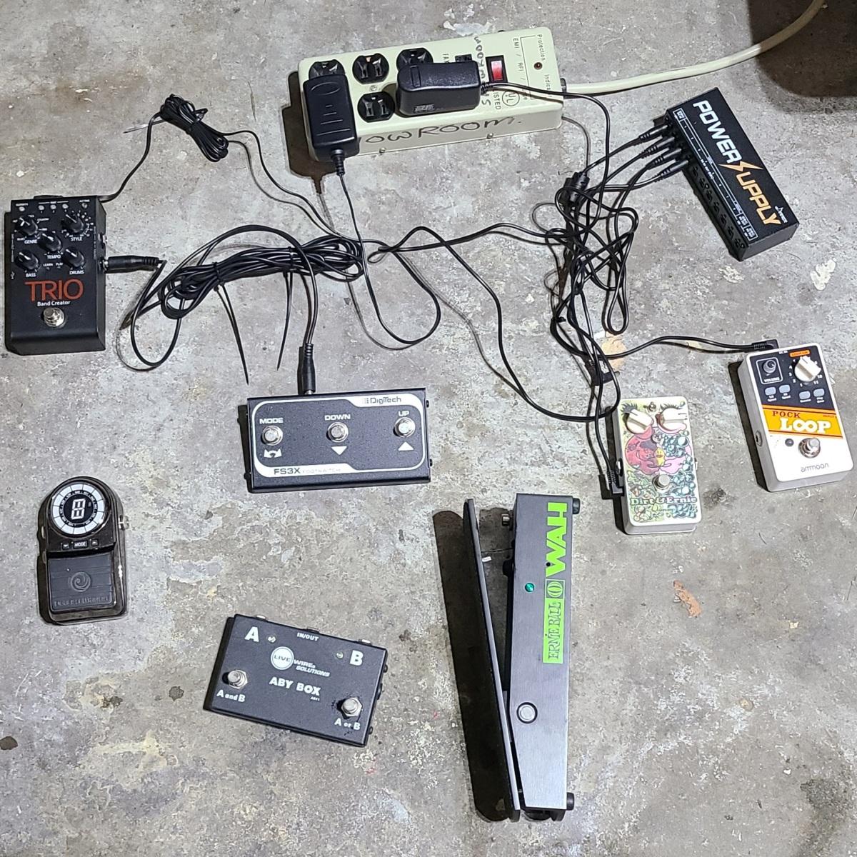 AiXeLsyD13's pedals