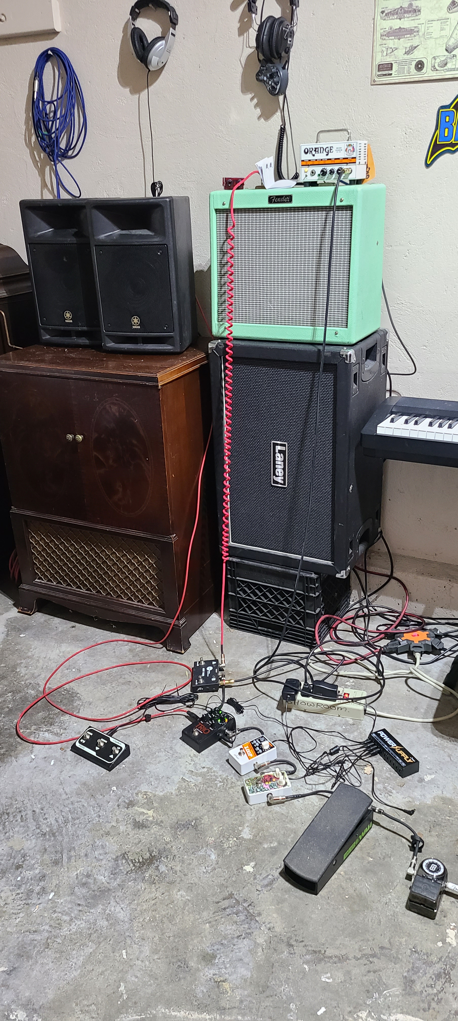 AiXeLsyD13's Amps