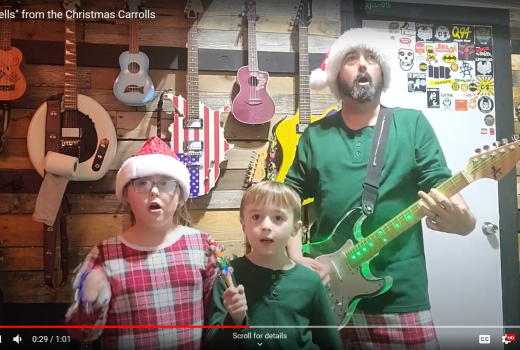 "The Christmas Carrolls: ""Jingle Bells"""